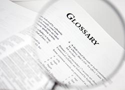 Materials Testing Glossary