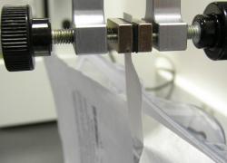 T-Peel Tests on Medical Packaging