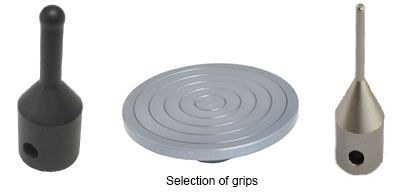 Selection of Grips