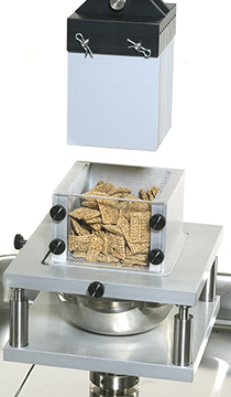 Grips and fixtures for cereals testing