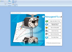 NexygenPlus Materials Testing Software