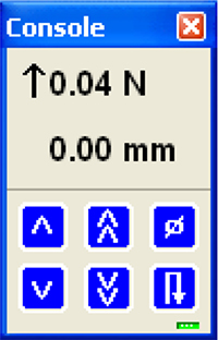 How do I set the machine stiffness on Plus Series
